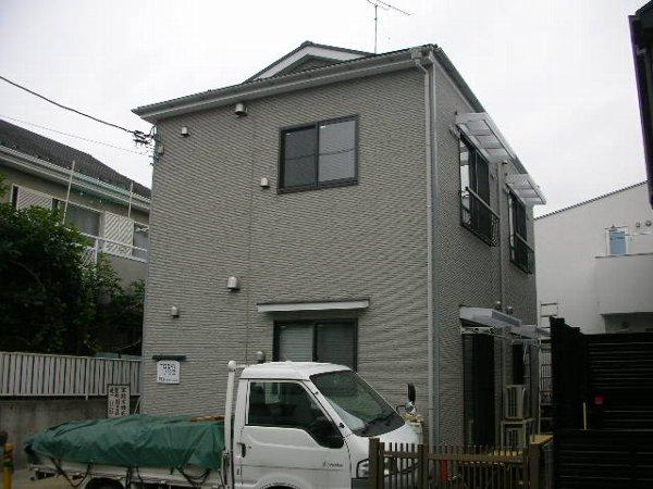 TOSHIハウス外観写真
