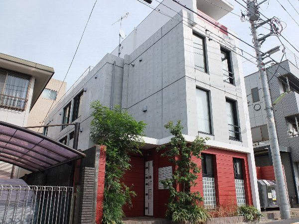 ALERO桜新町外観写真