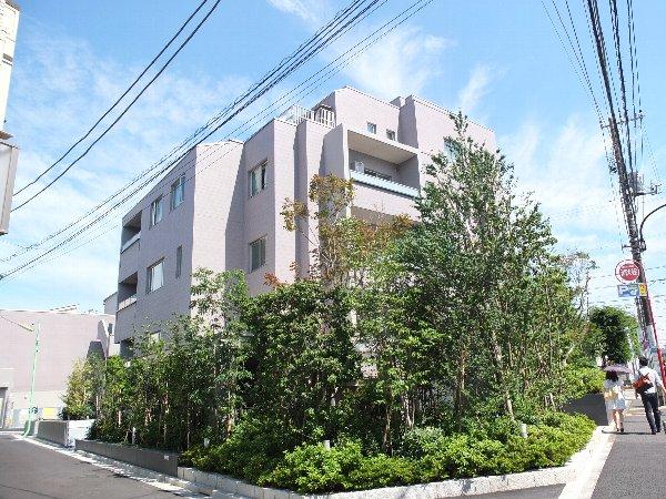ザ・パークハウス桜新町翠邸外観写真