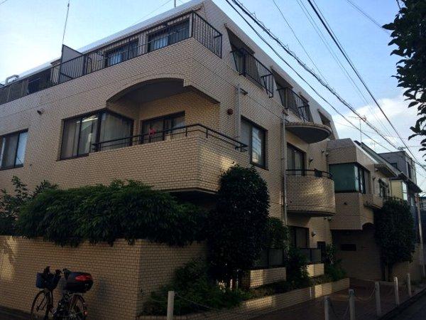 タウンハイツ駒沢外観写真