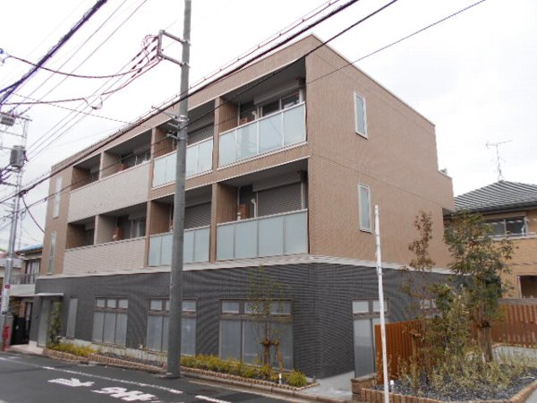 (仮称)D-room桜新町2丁目外観写真