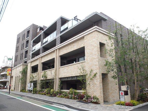 プラウド桜新町外観写真