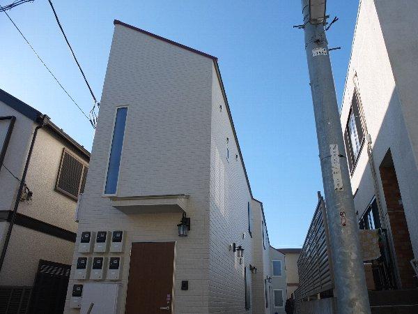 プチフール桜新町外観写真