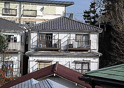コーポサンライフ弘明寺外観写真