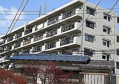 弘明寺パークコート外観写真