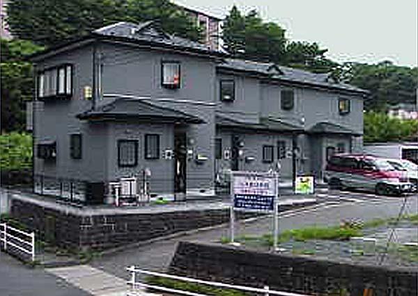 石井テラスハウスⅡ外観写真