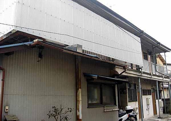 千代松荘外観写真