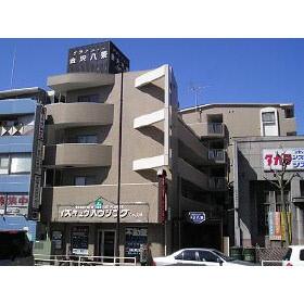 ブランニュー金沢八景外観写真