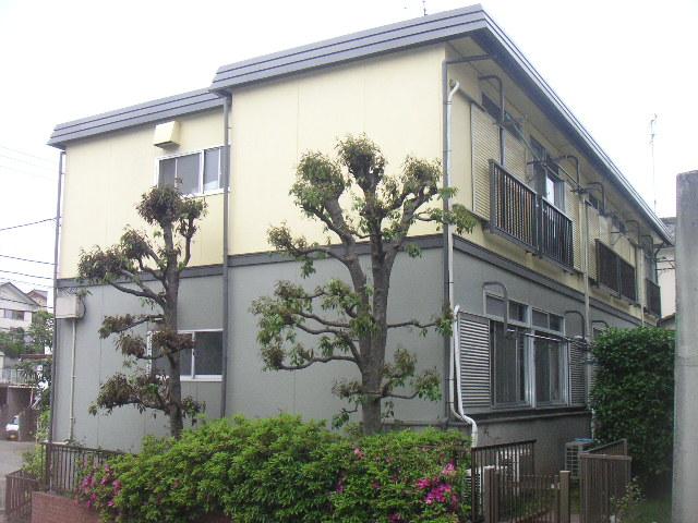 オレンジハウス壱番館外観写真