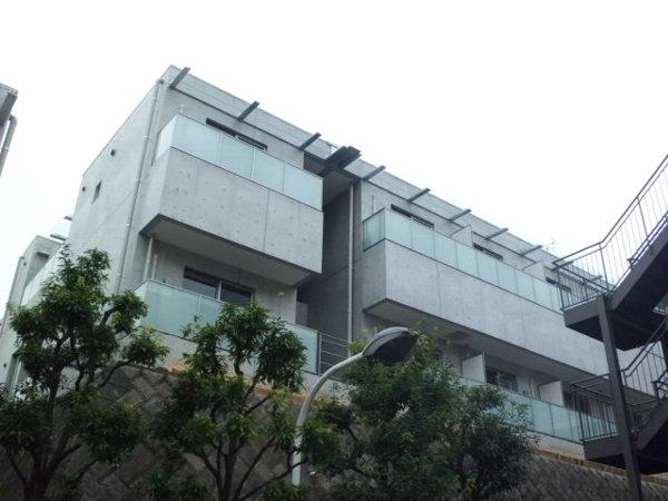 メイプルハウス弐番館外観写真