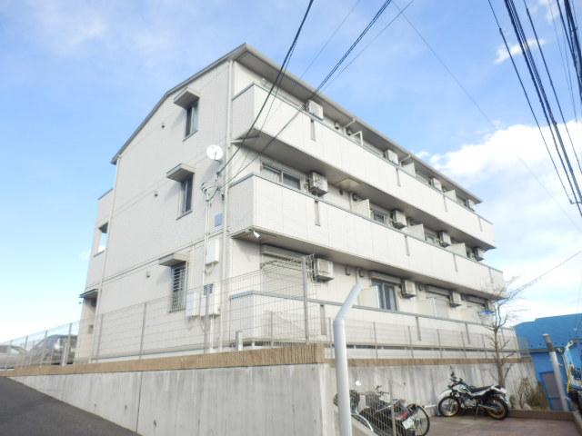 スカイヒル横濱六ッ川 A棟外観写真