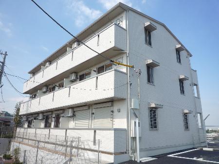 スカイヒル横濱六ッ川B棟外観写真