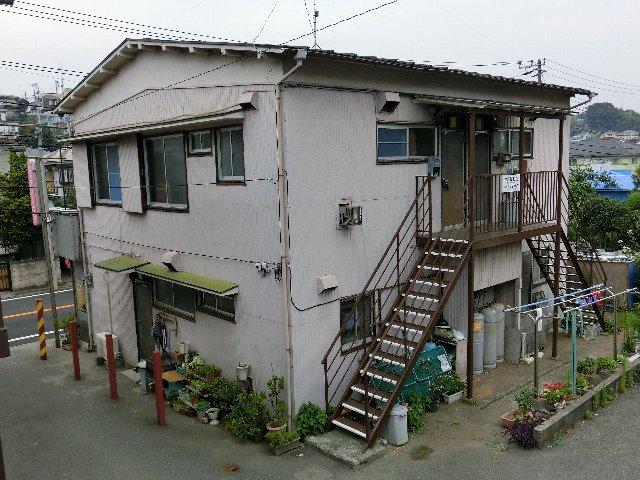 第3岡谷荘外観写真