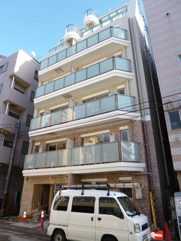 コルディア横濱サウス外観写真
