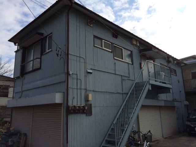 亀山荘外観写真