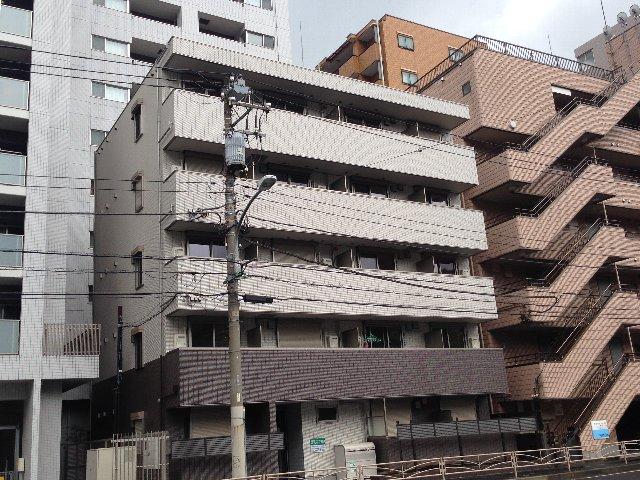 ラ・フォレ ヒダカ磯子外観写真