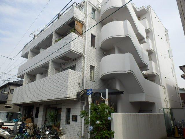 TOP横浜吉野町外観写真