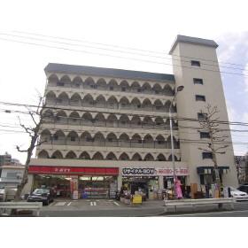 横浜ハイツ外観写真