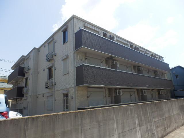 コート港南中央外観写真