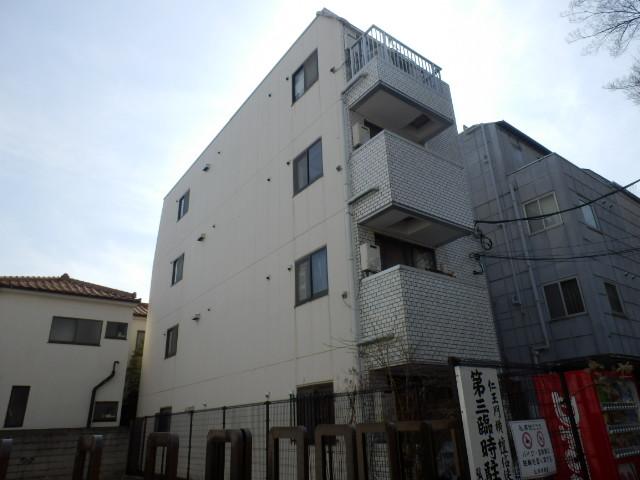 メゾンド・弘明寺外観写真