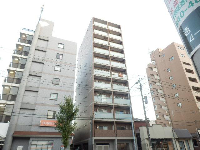 ディアレイシャスID横浜南外観写真
