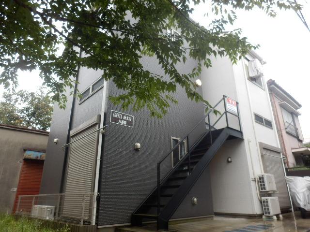 LOFTIA南太田九番館外観写真