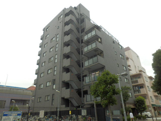 ブライト横濱根岸外観写真