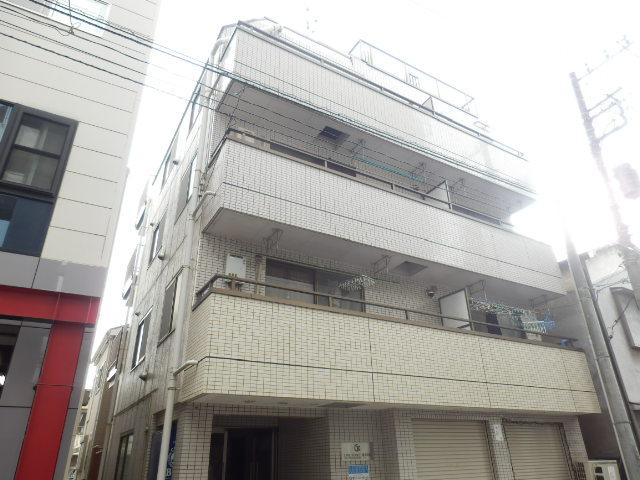 ランドフォレスト横浜蒔田外観写真