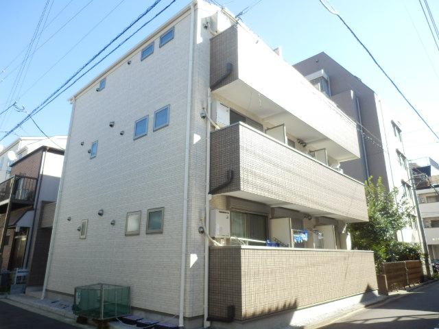 横濱蒔田クレール外観写真