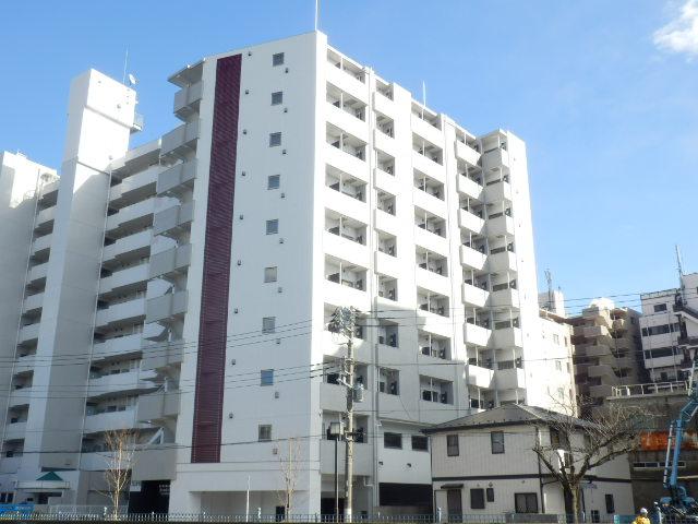 ビバリーホームズ横浜南太田外観写真
