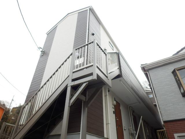 グランドゥール横浜外観写真