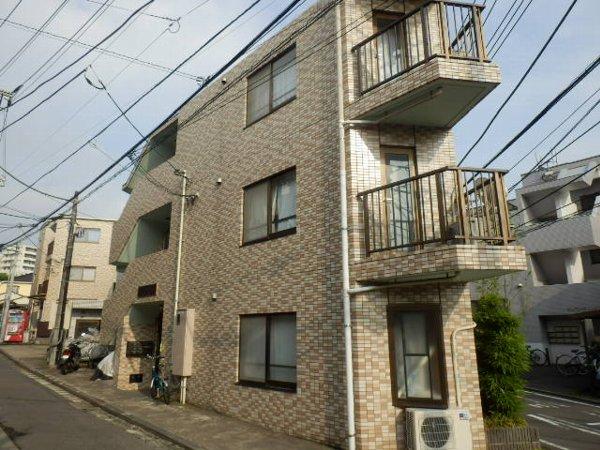 横浜元町ガーデンⅢ外観写真