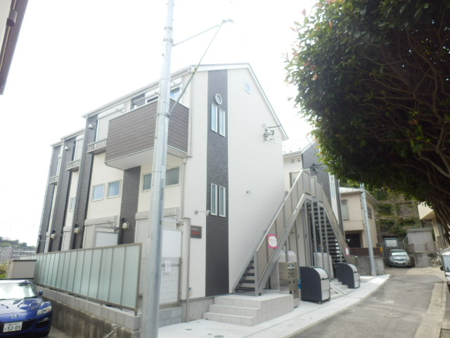 リーヴェルポート横浜南エミール外観写真