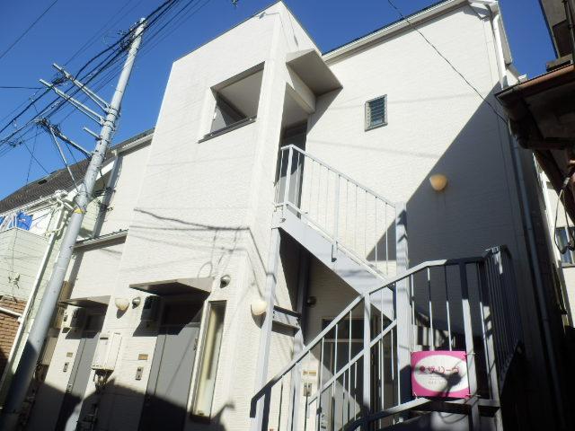 N.Y.アベニュー横浜外観写真