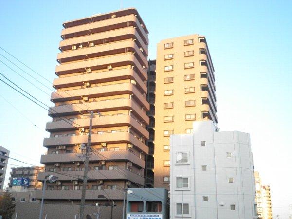 ライオンズマンション平塚宝町外観写真