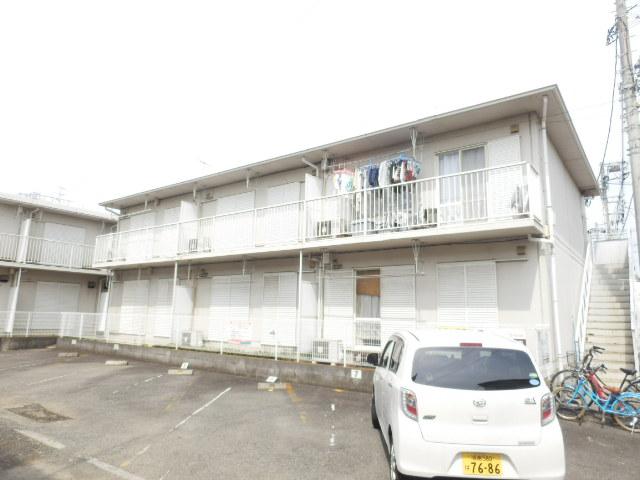 パルデンス松尾B棟外観写真