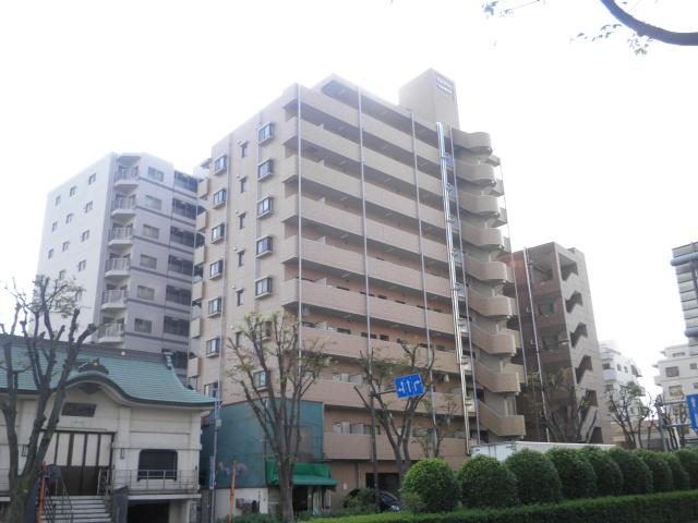 ライオンズマンション平塚明石町外観写真