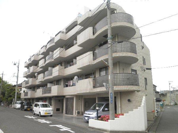 平塚ダイカンプラザⅡ号館外観写真