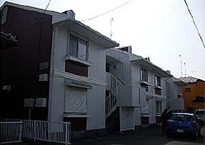 リバーハウス湘南外観写真