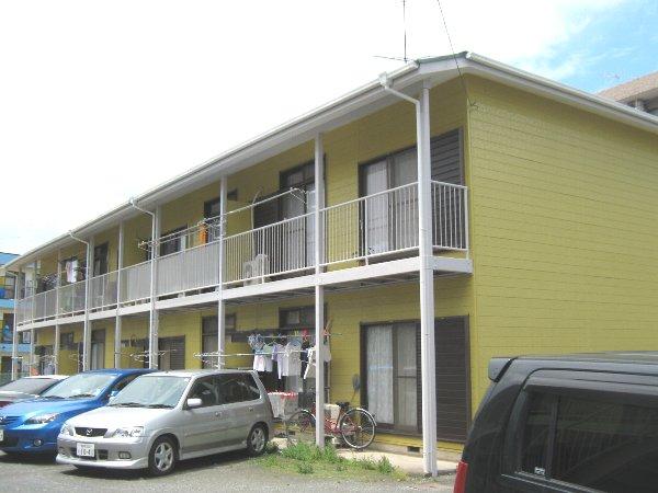 平塚・田村アパート外観写真