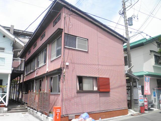 三橋アパート2外観写真