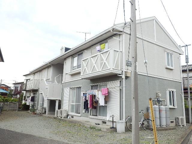 城見塚ハイツA外観写真