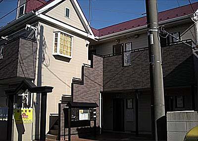 オートハイツ平塚外観写真