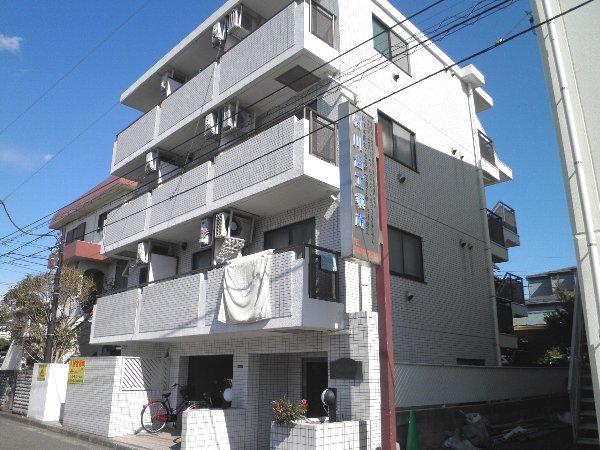 シルフィード平塚Ⅱ外観写真