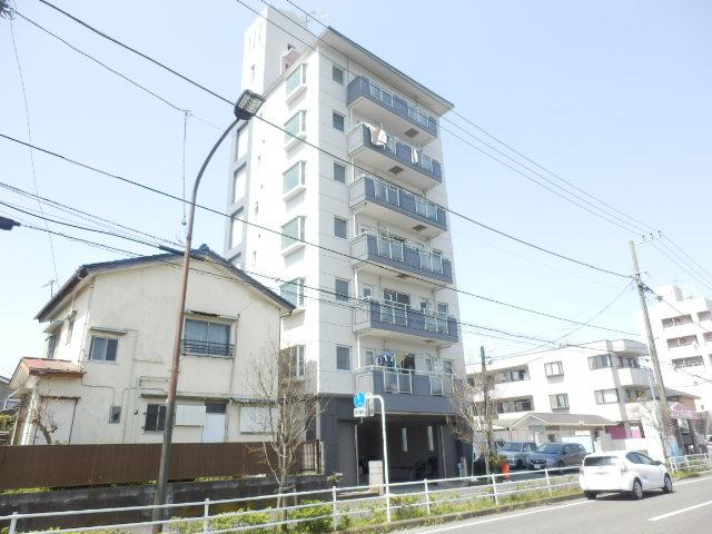 ウィンベルソロ平塚第6外観写真