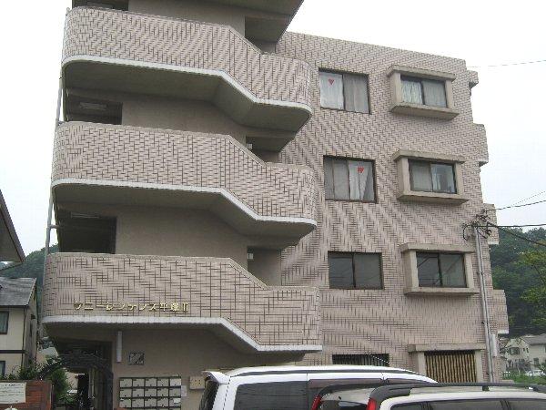 サニーレジデンス平塚Ⅱ外観写真