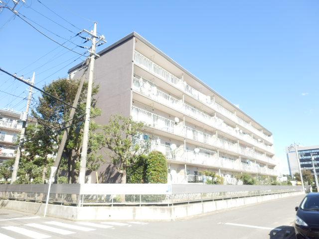 平塚ニューライフ五号棟外観写真