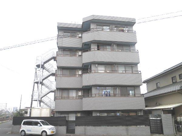 ドムール平塚第1外観写真