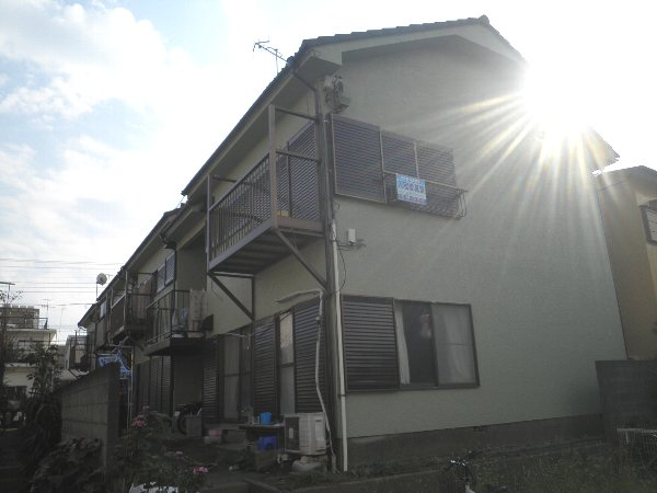 馬入本町2011アパートA外観写真