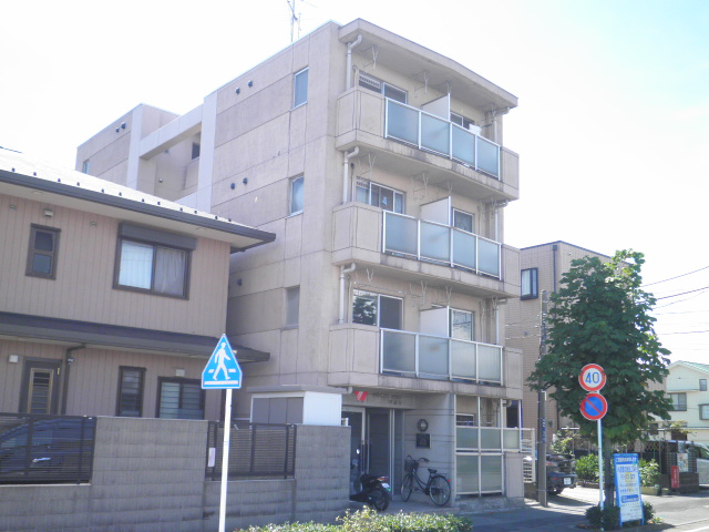 ウィンベルソロ平塚第9外観写真